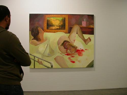 Dana Schutz by sokref1