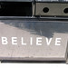 Small photo of BELIEVE