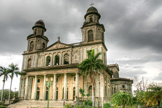 Image of  Catedral de Managua  near  Managua.
