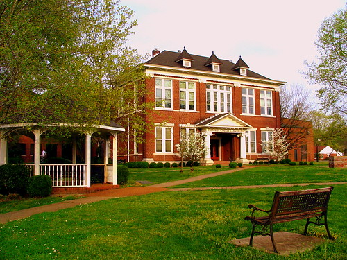 Cheatham County Courthouse, Ashland City, TN
