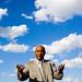 Preacher / con man by emptysquare