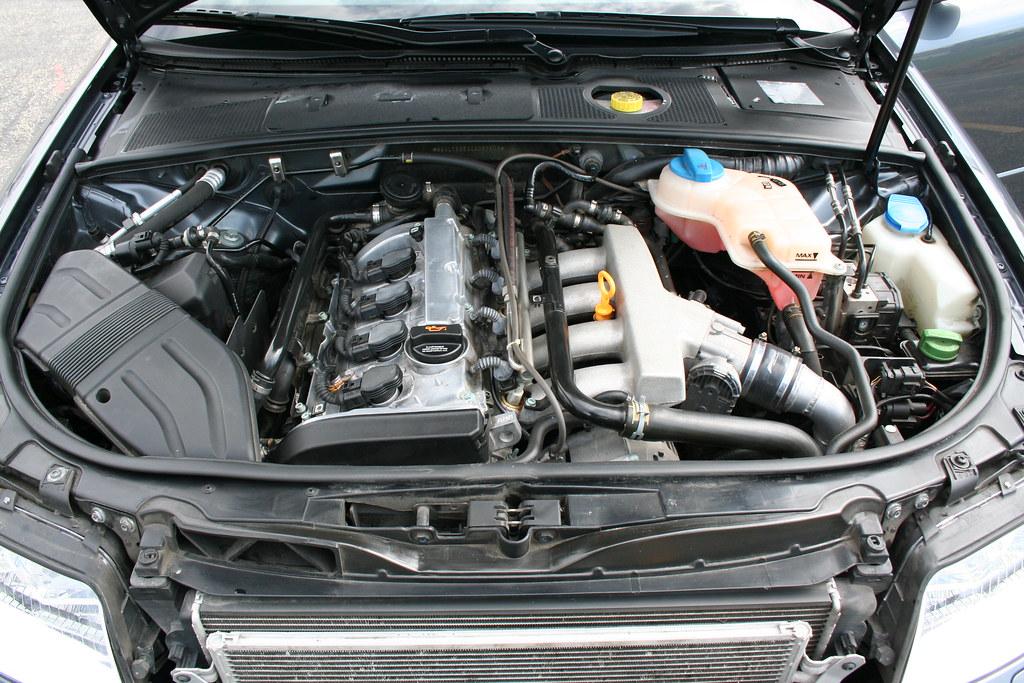 Fs  2004 Audi A4 1 8t 6