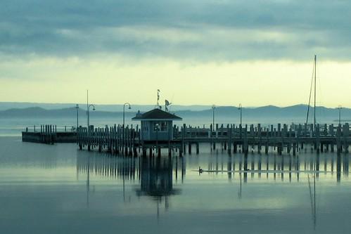 sunrise harbor lakemichigan petoskey littletraverse