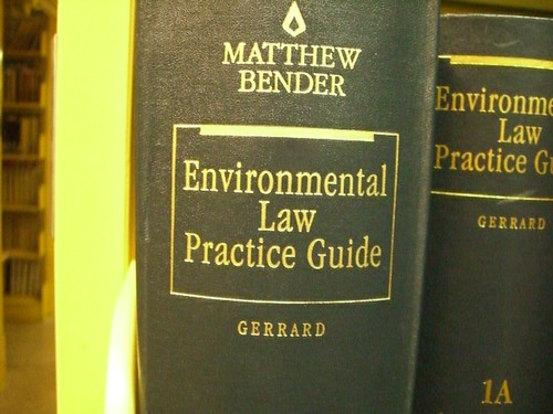 """Environmental Law Practice Guide"""