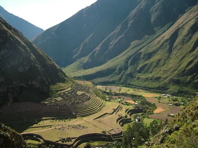 Inka Trail - Ruins