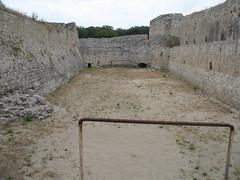 Moat Gone Soccer Field