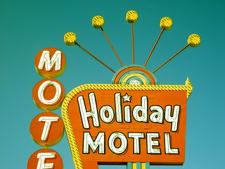 Holiday Motel, My Favorite Sign In Vegas