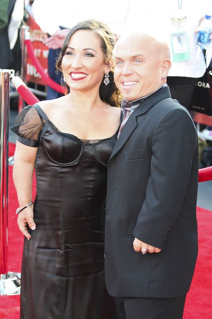 Martin Klebba and Meredith Eaton | Flickr - Photo Sharing!