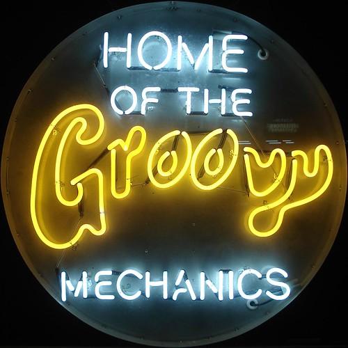 Groovy mechanics