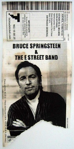 Bruce Sprinsteen & The E Street Band