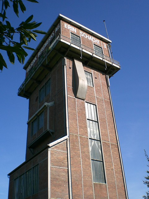 Castrop - Rauxel Schwerin Hammerkopfturm 20.09.2006 01