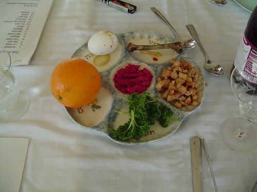 Suzie Tremmel's photo of a Passover Seder.