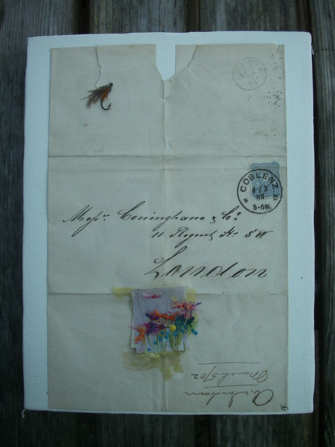 Late 1800's envelope