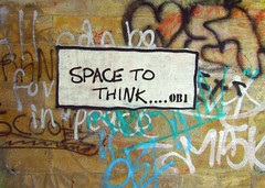 Space to think