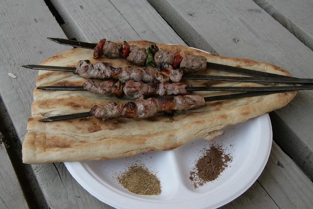 Afghan kabob for Afghan cuisine sunnyvale