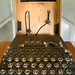 Enigma Code Machine at Bletchley Park
