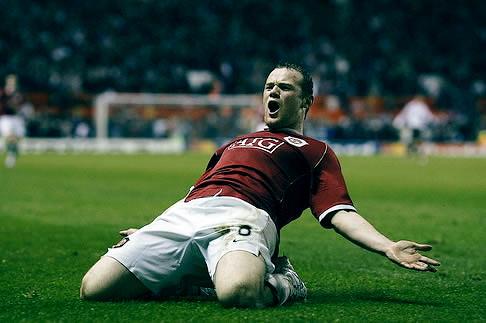 Rooney Goal V AC Milan