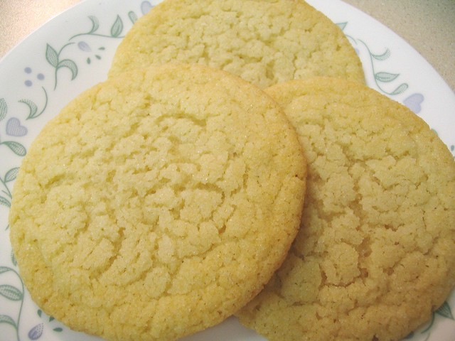 Chewy Sugar Cookies   Flickr - Photo Sharing!