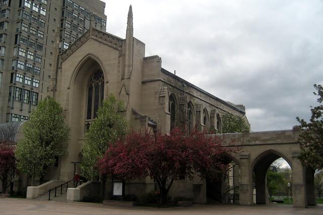 Boston Boston University Marsh Chapel Flickr Photo