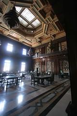 Library, El Capitolio, Havana