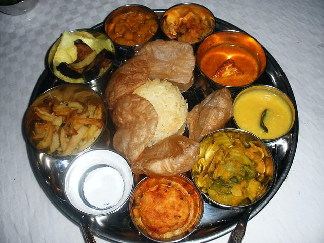 Nun Indian Food