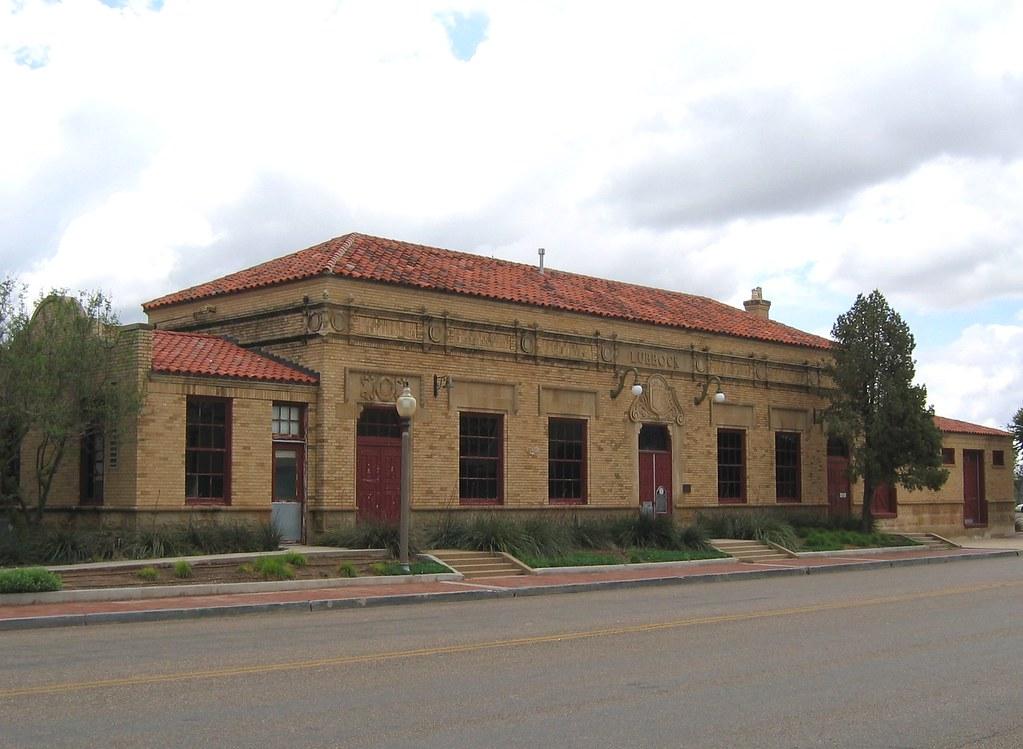 Lubbock, TX Train Station