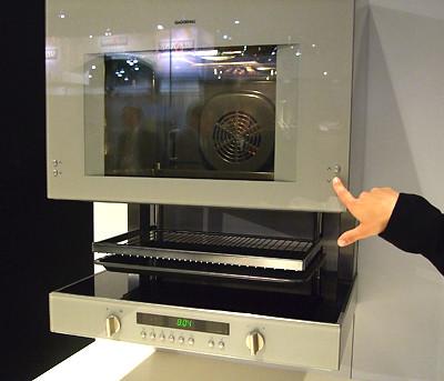 Kitchen Designer Appliances