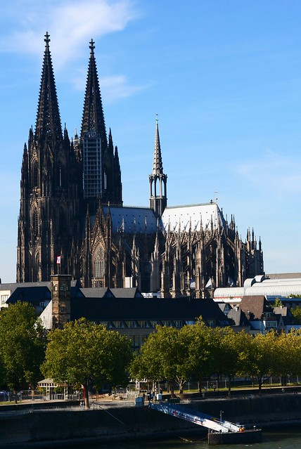 Cologne Cathedral (German: Kölner Dom)