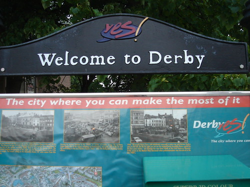 derby - the city where you can make the most of it