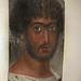 Mummy Portrait Roman Period Faiyum Region Egypt 170-180 CE