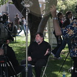 Steve Wozniak at Makers Faire