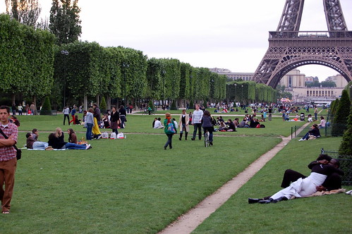 Picnic on the Champs de Mars