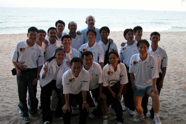 FIBA Referee Clinic, Thailand