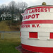 Teapot, Lincoln Highway, Chester, WV