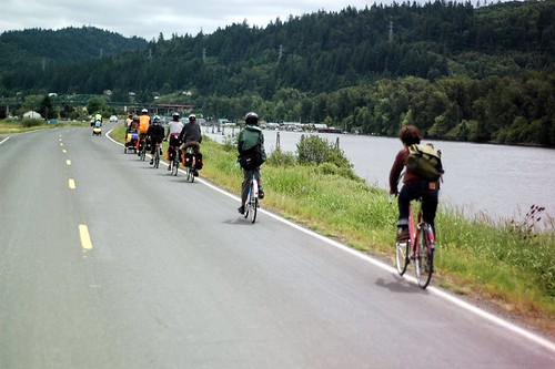 Sauvie Island Strawberry Ride