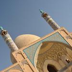 مسجد تاریخی آقا بزرگ