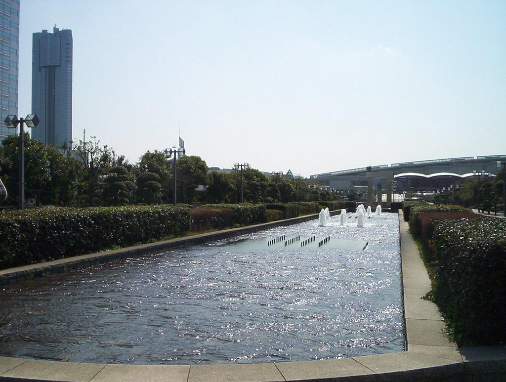 Makuhari Fountain