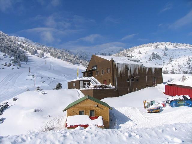 Mainalo Ski