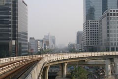 Bangkok Sky Train (2007-01-127)