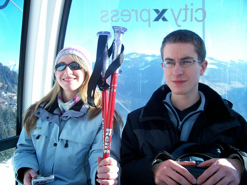 ski in ski out zell am see