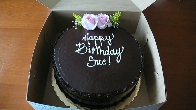 Birthday Cake Images Sue : Happy Birthday Sue! Explore Shawn Morrison s photos on ...