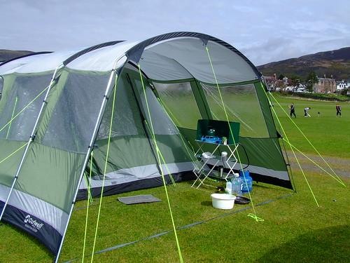 Montana 6 Front Extension Tent Talk