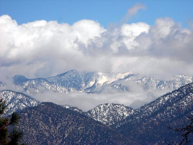 Throop Peak, Mt. Hawkins