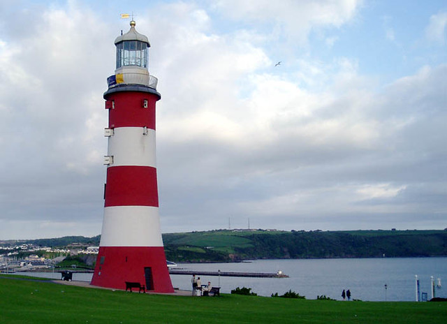 Smeaton's Tower, Plymouth Hoe   Flickr - Photo Sharing!