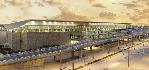 Brand New GUAYAQUIL's INTERNATIONAL Airport