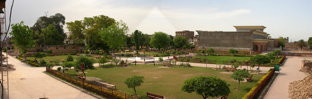 Gorgathree Park, Peshawar City