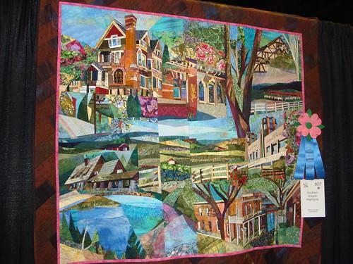 Paducah Kentucky Quilt Show 2007