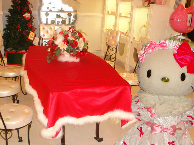 Hello Kitty's Dining Room | Flickr - Photo Sharing!