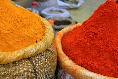 Tumeric, Spices