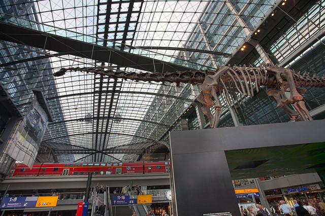 Hauptbahnhofosaurus
